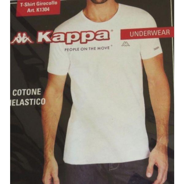 T-shirt Kappa LOGO CROMEN MAN 303HZ70 Uomo Mezza Manica Girocollo